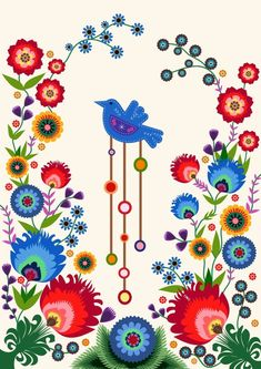 Polish Folk Art - Tattoo inspiration