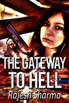 The Gateway To Hell cover pic,exciting new e book releasing 31st march