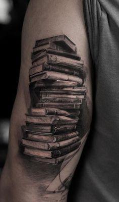 Amazing Girl and Lion Tattoo Books Tattoo Tattoo Set, Book Tattoo, Tattoo Blog, Arm Tattoo, Sleeve Tattoos, Samoan Tattoo, Polynesian Tattoos, Baby Tattoos, Life Tattoos