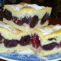 Cseresznyés pite Pancakes, French Toast, Cheesecake, Cooking Recipes, Breakfast, Desserts, Hungary, Food, Cheesecakes