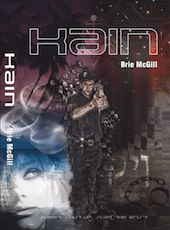 Book feature with Brie McGill, author of Kain
