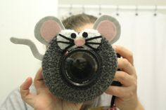 Lens Buddy, Shutter Helper, Mouse photography lens accessory,  Smile Helper. on Etsy, $214.92