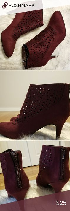 NWT Geox Respira D New Virna C Mid Calf Ankle Boot NWT
