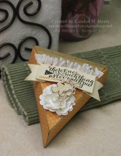 Paper Pumpkin Pie! by chmyers - Cards and Paper Crafts at Splitcoaststampers.  2014 October kit