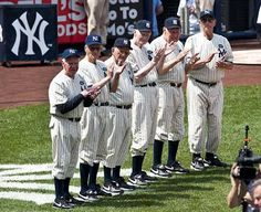 Bleeding Yankee Blue: WHY OLD TIMER'S DAY IS COMFORTING