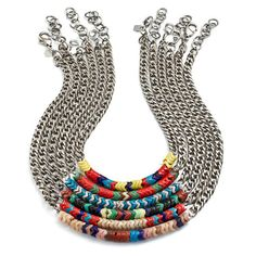 bold necklace - Google Search