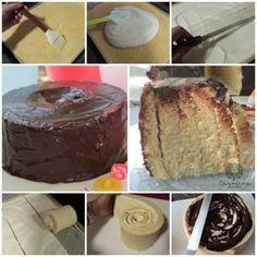 Cómo hacer una tarta Phoskito http://www.carminaenlacocina.com/2015/09/tarta-phoskito-gigante.html