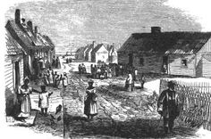 """Chapter 17: """"Down to a small Negro settlement."""" (Lee 228). Setting"""