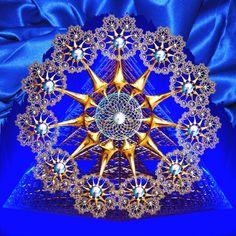 Virtual Museum, best of contemporary visual art, page 29 Lotus Mandala, Mandala Art, Fractal Art, Fractals, Free Online Jigsaw Puzzles, Virtual Museum, Islamic Art Calligraphy, Rainbow Art, Islamic Pictures