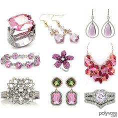 Pink Accessories.