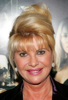 Ivana Trump Photos Photos - Ivan Trump attends Sony Pictures' premiere of 'Basic Instinct 2: Risk Addiction' March 27, 2006 in New York City. - The Cinema Society Premieres Basic Instinct 2: Risk Addiction - Arrivals
