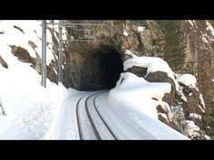 Zermatt to Gornergrat Railway - Driver's View Part 1 - YouTube