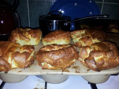 Pampered chef yorkshire puddings