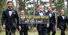 How to Get Sharp Photos - All the Time!   Many photographers struggle with consistently getting sharp photos within each and every photo shoot.  I was once one of those photographers too.  Sometimes I'd get an awesome winner and other times the photos wouldn't be