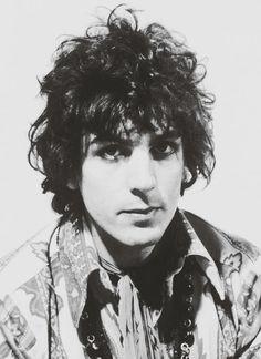 Syd Barrett - Pink Floyd (6 January 1946 – 7 July 2006)