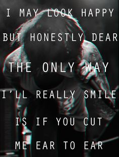 BMTH | Chelsea Smile