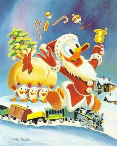 Gifts for Shacktown - Carl Barks
