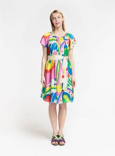 Marimekko Hupskeikkaa dress