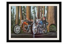 DAVID MANN Redwood Run