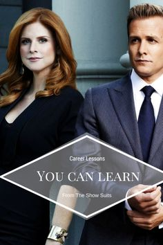 Get schooled by your favourite Suits characters. Check out these career lessons!