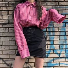 Here Are Some Awesome korean fashion trends 7010 Korean Fashion Trends, Korean Street Fashion, Asian Fashion, Pink Fashion, Fashion Looks, Fashion Outfits, Fashion Ideas, Women's Fashion, Pretty Outfits