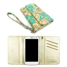 JAVOedge Poppy Clutch Wallet Case with Wristlet for the Samsung Galaxy S3 (Turquoise) by JAVOedge, http://www.amazon.com/dp/B00C811E40/ref=cm_sw_r_pi_dp_lB8Esb1N0P0XC