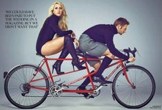 Track and Road Cyclists Laura Trott and Jason Kenny Photoshoot By Robert Wilson Photographed for the Times on November 2 2016 in London England. (Photo by Robert Wilson/Contour by Getty Images) Laura Kenny, Cycling Art, Cycling Bikes, Tandem Bikes, Cycling Clothes, Cycling Jerseys, Cycling Equipment, Mountain Bike Shoes, Tricycle