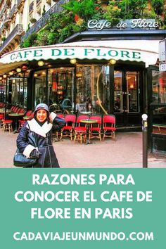 El Café de Flore es un emblema indicutido que no podemos olvidar en una visita por la ciudad de la luz ¿Quieren saber quiénes fueron algunos de sus visitantes? Se los cuento ¡en mi post! #cadaviajeunmundo #cafedeflore #paris #parís #parisianstyle #parisfoddie #parismpnamour #parisjetaime #france #igerparis #bestcityshots #igparis_ #parisiando #comuviajera #pariscafe #rinconesdeparis #argentinosenparis Fair Grounds, Travel, Europe In Winter, European Travel, Cafe De Flore, Backpacking, Viajes, Destinations, Traveling