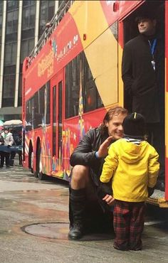 OMG.... precious and adorable and touching and powerful and cute and .... the Jamie we know and Love!!!
