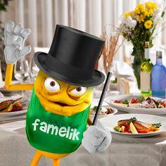 Sono il Mago Famelik, ora per magia farò sparire tutto in un attimo!!! #Gggwfddlahh