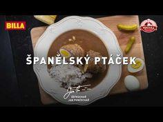 BILLA Vocílka – Španělský ptáček - YouTube