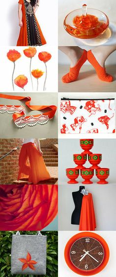 Orangered 01 by AKI on Etsy--Pinned with TreasuryPin.com