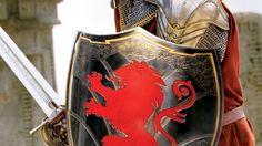 Peter's sword & shield