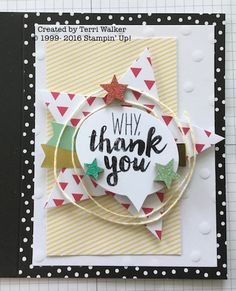 Oh Happy Day card kit, card 2!