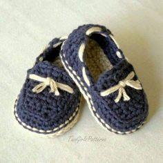 Örgü bebek ayakkabı, patik ve bot modelleri (12)