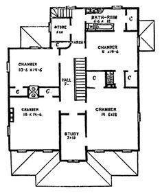 Resultado De Imagen Para Bates Motel House Floor Plan