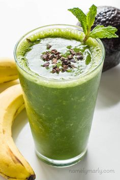 Take a sip (or two) of this Vegan Shamrock Shake in honor of St. Patrick's Day and enjoy the luck 'o the Irish in the healthiest way possible!