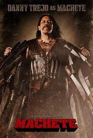 Machete  by movies2011, via Flickr