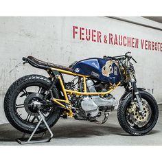 Ducati Pantah 500 by Hermann Köpf
