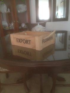 Caja para ancheta de 30x20