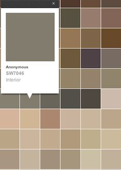 Anonymous | The Most Bizarre Interior Paint Shade Names Of All Time