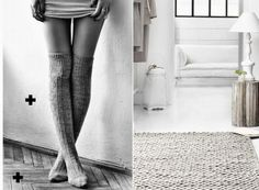 Méchant Design: need grey wool