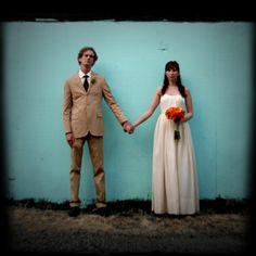 An Holga and a Wedding...great combo