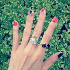 Arrow nails by leighannsays
