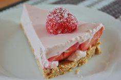 Miss Zuckerfee: No bake Erdbeer-Cheesecake|Käsekuchen