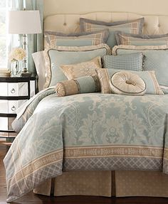 Waterford Connelly Bedding Collection Bed Bath Collections Macy S