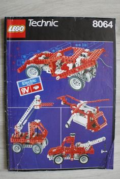 Clean and complete. Lego Instruction Books, Universal Motor, Lego Instructions, Ebay