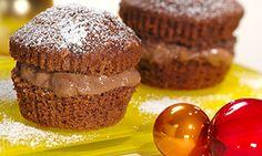Nestlé NESQUIK Knusperfrühstück Schoko-Muffins