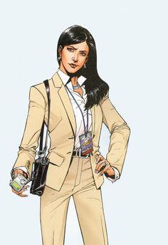 Lois Lane Comic Art | LOIS LANE