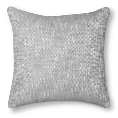Threshold� Textured Decoartive Pillow